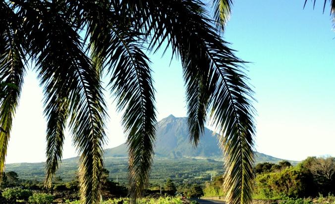 33. Pico volcano